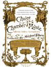 Choice Chamber Music Flyer