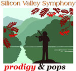 Silicon Valley Symphony Concert: Prodigy & Pops