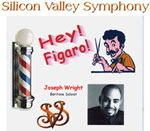Silicon Valley Symphony Concert: Hey! Figaro!