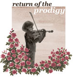 Silicon Valley Symphony Concert: Return of the Prodigy
